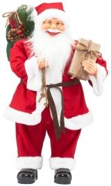 Санта Клаус в красном 60 см.