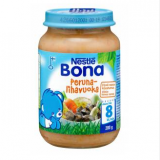 Bona запеканка картофельная с мясом, с 8 мес. 200г / Peruna-lihavuoka