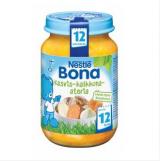Bona индейка с овощами, с 12 мес. 200г / Kasvis-kalkkuna-ateria