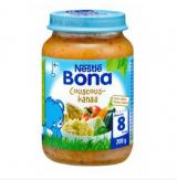 Bona кус-кус с курицей, с 8 мес. 200г / Couscous-kanaa