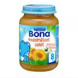 Bona персик, яблоко, с 8 мес. 200г / Hedelmäiset palat