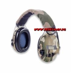 MSA Sordin Supreme Pro X Led headband, зелёный камо